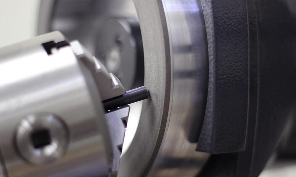 gundrill grinder detail