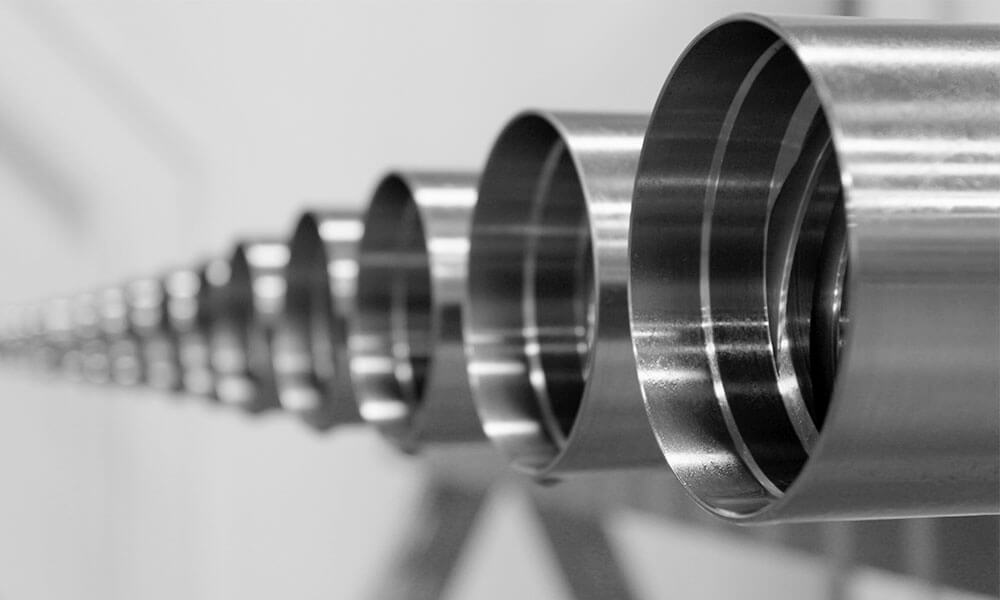 BTA deep hole drilling tubes